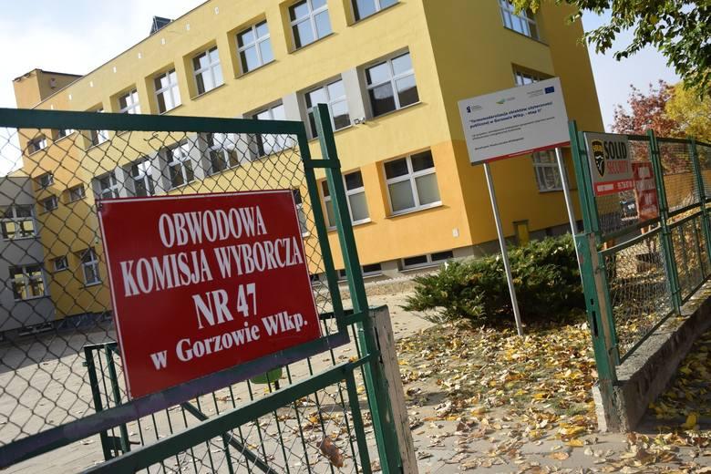 Lokale wyborcze bardzo często mieszczą się w gorzowskich szkołach, a w SP 13 czy SP 20 jest nawet po kilka komisji wyborczych.