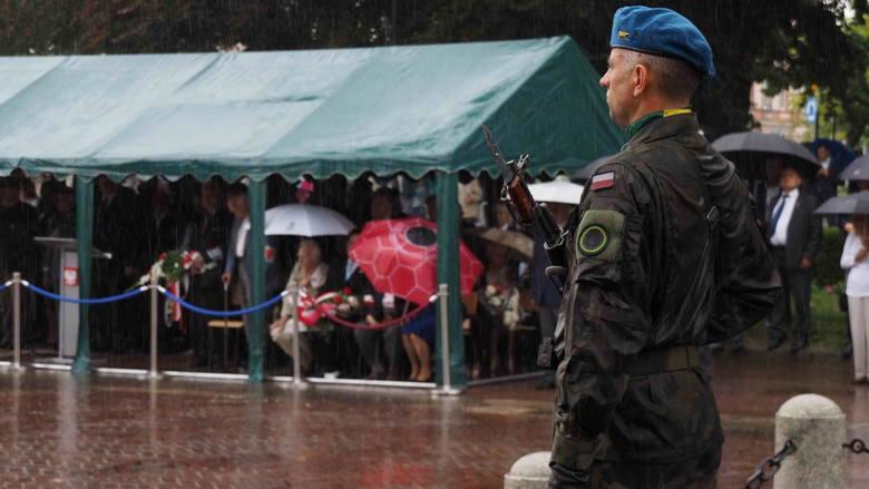W środę, 15 sierpnia, obchodziliśmy Święto Wojska Polskiego. W Koszalinie główne uroczystości odbyły się na placu przed pomnikiem Marszałka Józefa P