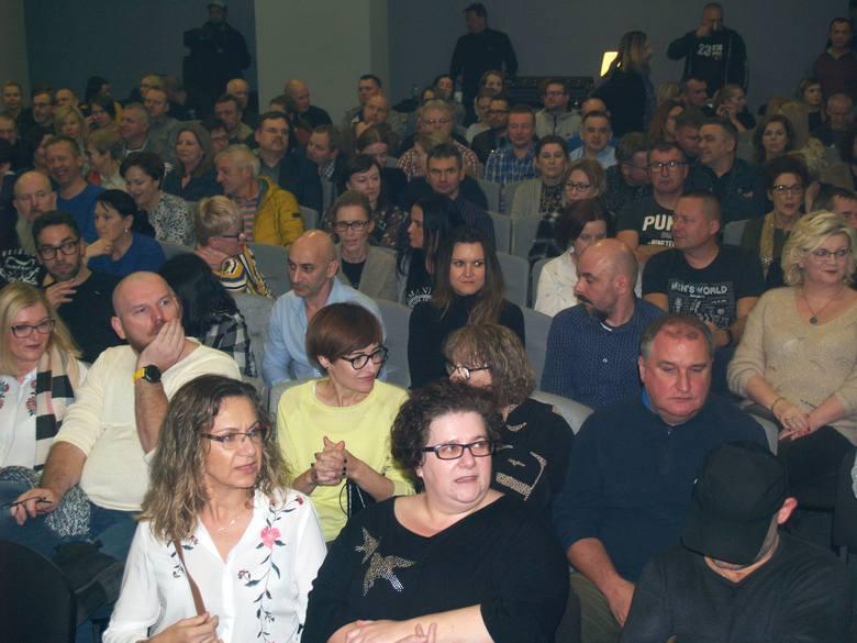 Koncert Sztywnego Palu Azji w Ostrołęce, 07.11.2019