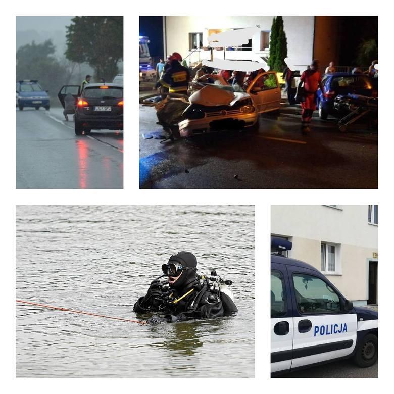 W dramatycznych okolicznościach - w wyniku wypadków, zabójstwa i utonięć - życie podczas minionych wakacji straciło aż osiem osób z Grudziądza i powiatu.