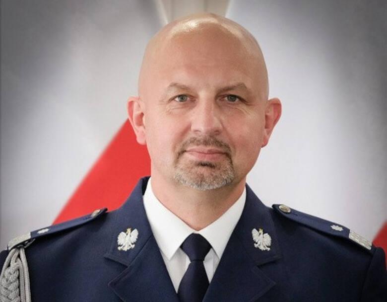 Piotr Leciejewski, Komendant Wojewódzki Policji w Bydgoszczy od dziś jest nadinspektorem, czyli generałem w strukturach policji