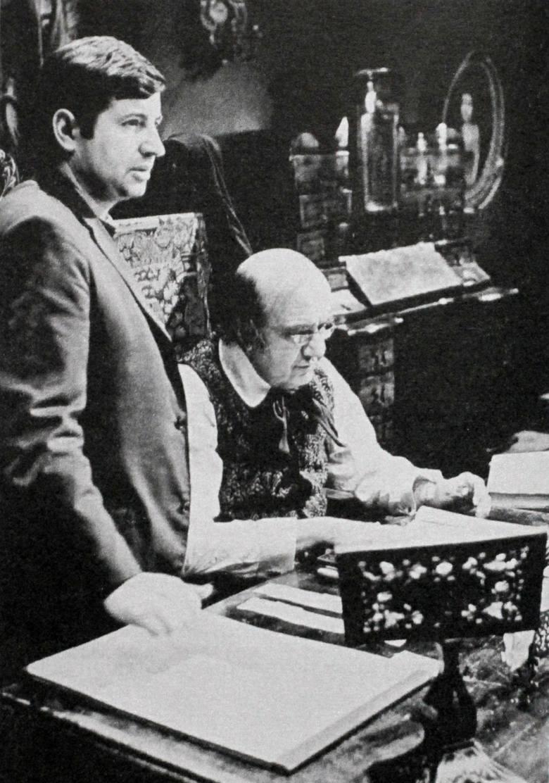 Razem z reżyserem Januszem Majewskim