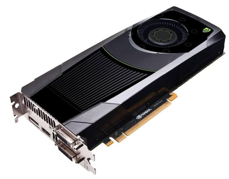 GeForce GTX 680GeForce GTX 680: Czas rozbić skarbonkę