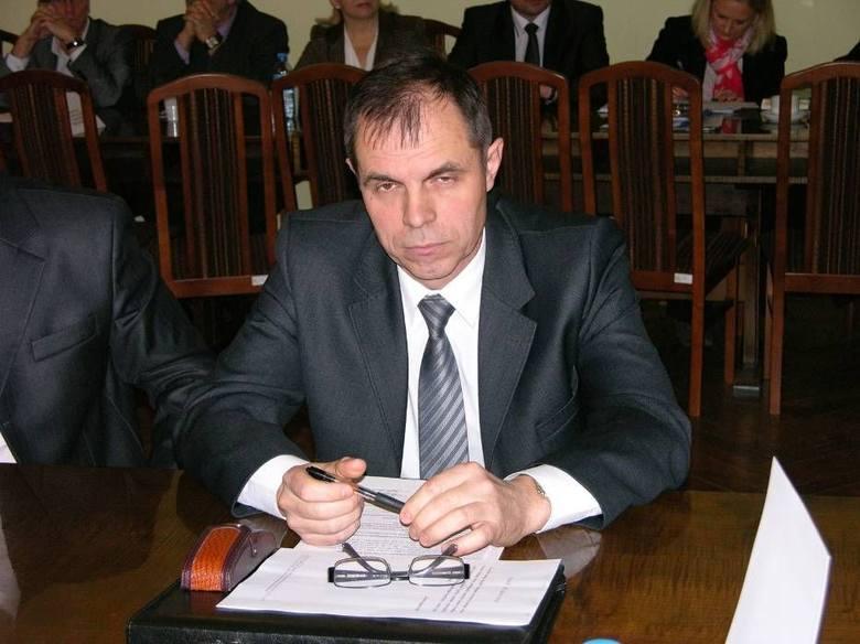 Andrzej Mozga, wójt gminy Godzianów<br /> 8960 złotych