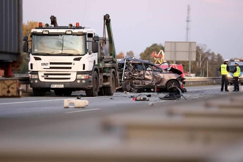Śmiertelny wypadek na S8! Droga w kierunku Wrocławia zablokowana!