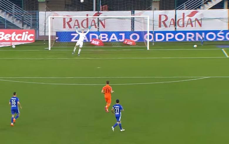 12. kolejka PKO Ekstraklasy: gol z połowy, derby Krakowa na remis [WIDEO]