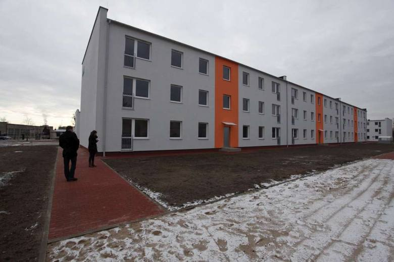 Mieszkania komunalne przy Podolańskiej robią wrażenie!