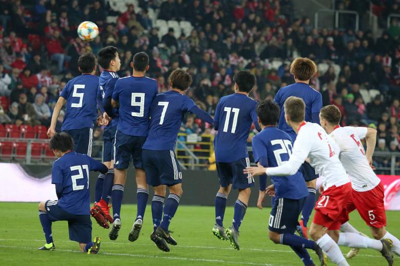 U20: Polska - Japonia 4:1