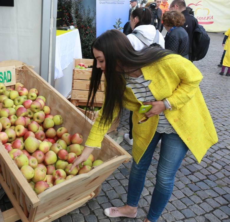 Jabłka dla krajów arabskich? Mus czerwone. I bardzo wysokiej jakości