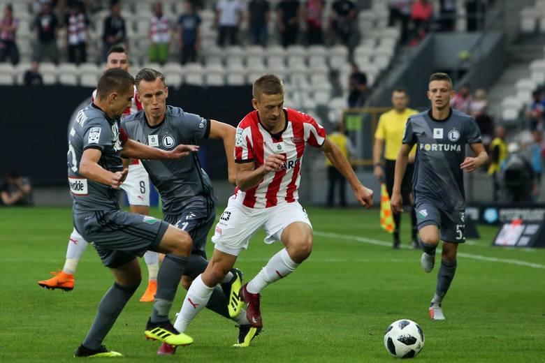 JANUSZ GOL, przyszedł w sierpniu 2018,wolny zawodnik. Ostatni klub: Amkar Perm.