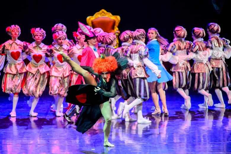 Gdzie w Kielcach mogłaby tańczyć Alicja? [KONKURS PLASTYCZNY]
