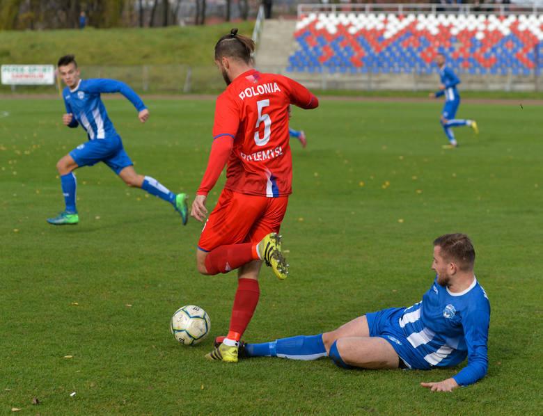 4-ligowa Polonia Przemyśl przygodę z pucharem zakończyła już na I rundzie, bo po dogrywce przegrała z grającym w klasie okręgowej LKS-em SkołoszówZobacz