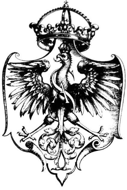 Orzeł Biały z czasów Zygmunta Augusta<br />