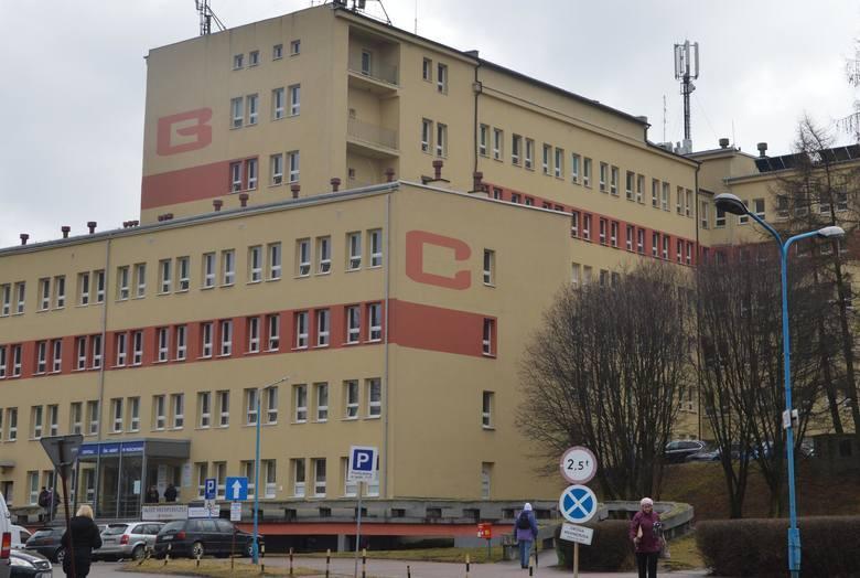 Szpital św. Anny w Miechowie ul. Szpitalna 3 - oddział zakaźny dla dorosłych