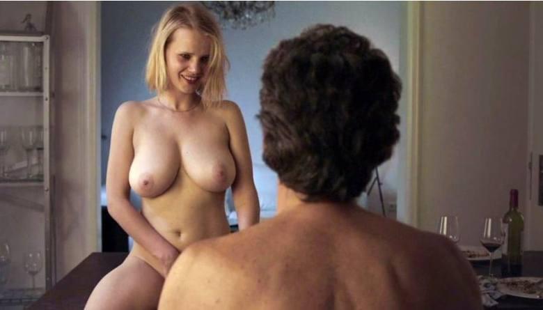 Joanna Kulig w filmie Sponsoring