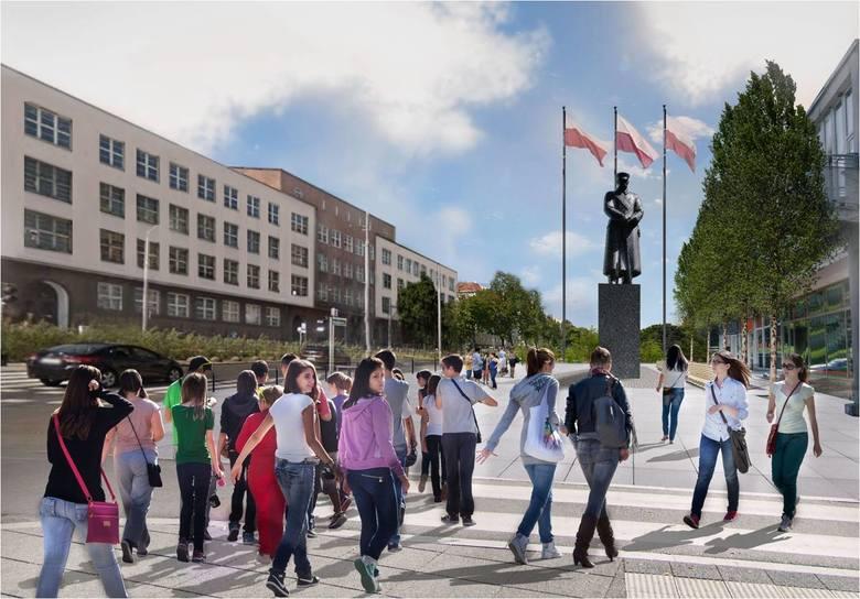 Gdzie powinien stanąć pomnik Marszałka Józefa Piłsudskiego w Szczecinie?