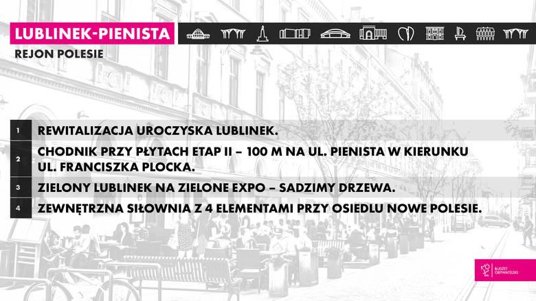 Budżet obywatelski Łodzi 2019 wyniki. Projekty z Polesia, które będą realizowane w roku 2019