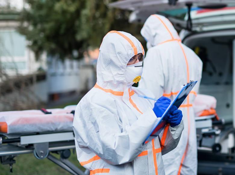 Potwierdzono pierwszy przypadek zachorowania na koronawirusa u mieszkańca Siemianowic Śląskich