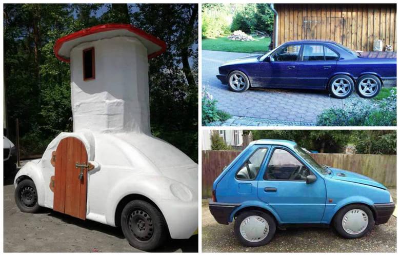 """""""Janusze tuningu"""": Internauci nie mają dla nich litości! Nigdy nie przerabiaj swojego auta w ten sposób ZDJĘCIA"""