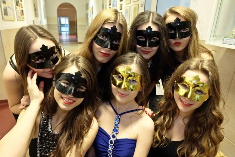 II LO zorganizowało bal maskowy (zdjęcia)