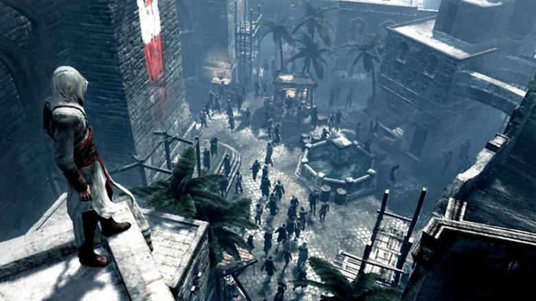 Od tego wszystko się zaczęło. Pierwszy Assassin's Creed zadebiutował w listopadzie 2007 roku i szybko zdobył serca graczy na całym świecie. W jedynce