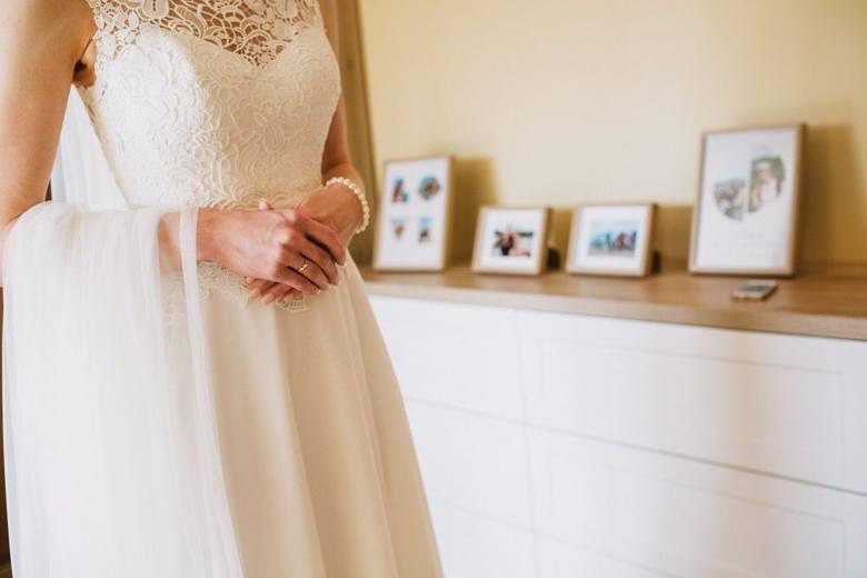 3d65298b1e Suknie ślubne na sprzedaż. Zobacz najnowsze oferty z portalu gratka.pl  CENY