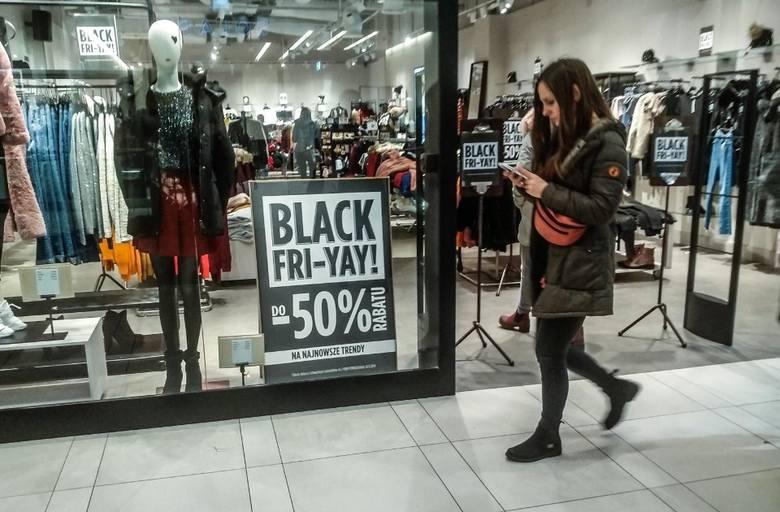 Co będzie do kupienia w niższej cenie w Black Friday?Oglądajcie na kolejnych kartach: