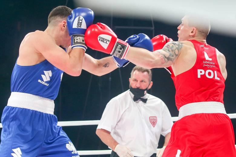 Znamy kartę walk 6. gali boksu olimpijskiego w Lublinie - Suzuki Boxing Night