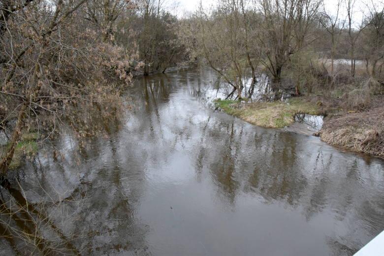 Stany ostrzegawcze na dwóch rzekach w powiecie kieleckim i Kielcach. Będą podtopienia?
