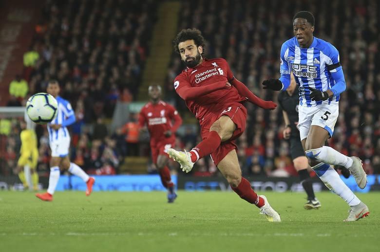 Mohamed Salah znów imponuje skutecznością