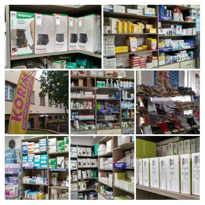 """Specjalistyczne Sklepy Medyczne """"Korim"""" to lider na lokalnym rynku"""