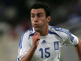 Vasilis Torosidis zapewnił zwycięstwo Grecji.