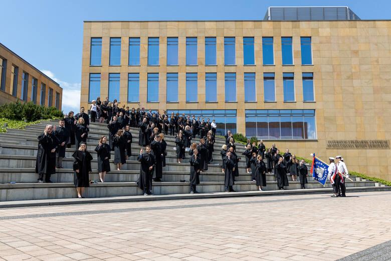 Uroczysta, jubileuszowa promocja doktorów i doktorów habilitowanych na Uniwersytecie Rzeszowskim