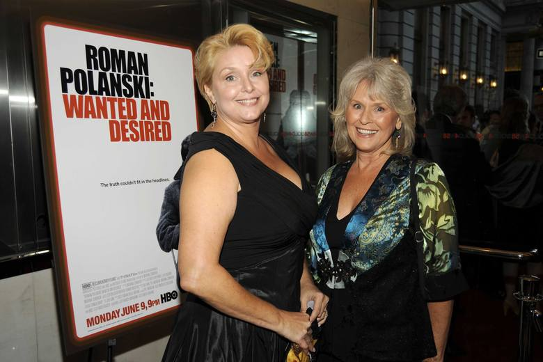 Samantha Geimer (z lewej) to bohaterka najgłośniejszego seksskandalu z Romanem Polańskim w roli głównej. Twierdzi, że wybaczyła reżyserowi