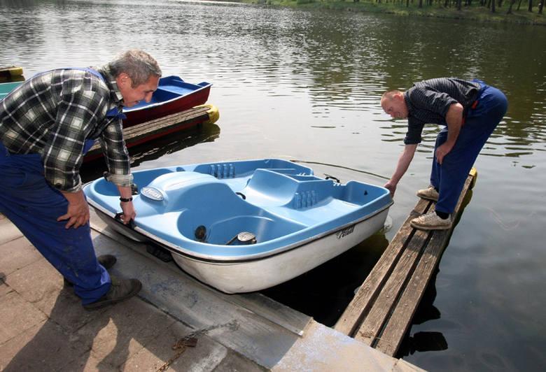Na łodzian chcących spędzić majowe dni na wodzie czekają kajaki, łodzie i rowery wodne.