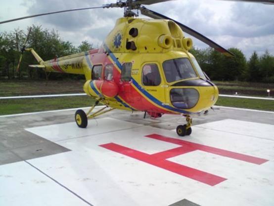Lądowisko dla helikopterów