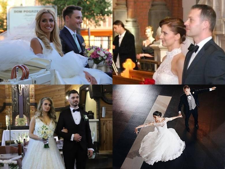 """Ostatnio w naszym regionie nie brakowało zjawiskowych ślubów i wesel. Poznajcie Podlasian, którzy powiedzieli sobie sakramentalne """"Tak"""","""