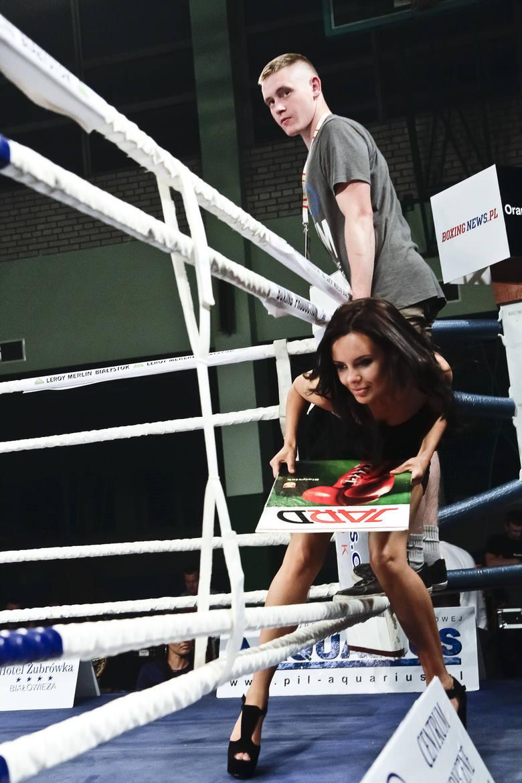 Są obecne przy okazji gal sportów walki oraz boksu zawodowego na Podlasiu. To one rozładowują atmosferę pomiędzy rundami, pokazując widzom i zawodnikom,