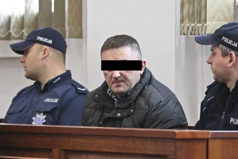 Morderstwo w Płotach. Jacek L. nie wykazuje skruchy
