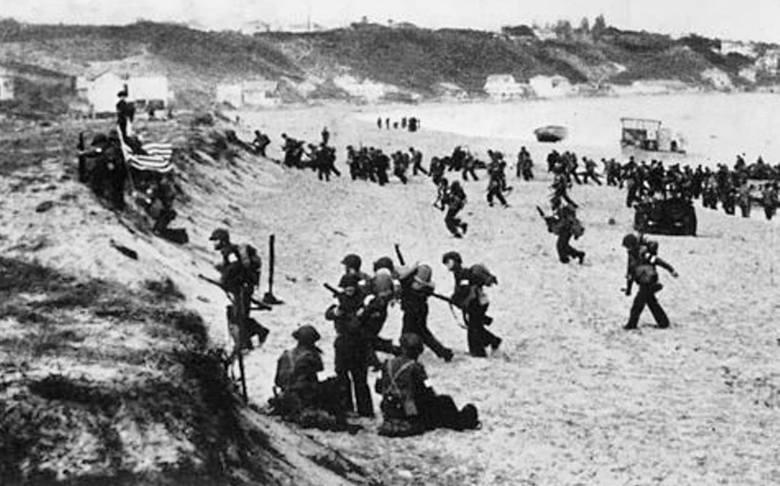 """Operacja """"Torch"""". Desant amerykańskich żołnierzy pod Algierem"""