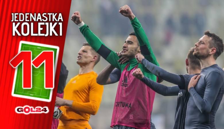 Legia znowu mistrz. Jedenastka 33. kolejki Lotto Ekstraklasy według GOL24 [GALERIA]