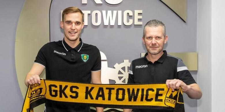 Piotr Kurbiel wybrał GKS Katowice