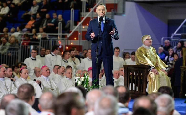 Na urodzinach Radia Maryja w Toruniu bywali już m.in. prezydent Andrzej Duda, prezes  PiS Jarosław Kaczyński, premierzy i ministrowie. Najpoważniejszą