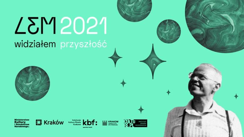 """Kraków. """"Widziałem przyszłość"""" hasłem obchodów roku Stanisława Lema"""