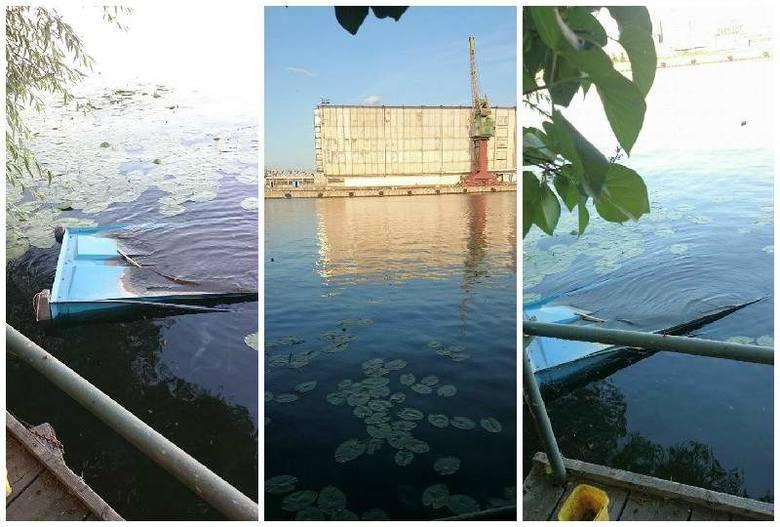 Z pomocą przyszła straż miejska. Patrol wodny potwierdził, że kabina jest w rzecze i poinformował kapitanat portu o konieczności jej usunięcia.