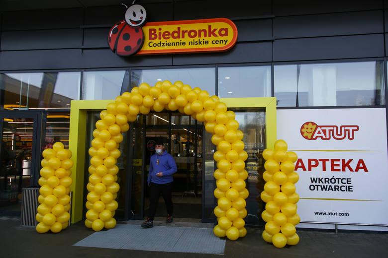 Kraków. Można już robić zakupy w nowym centrum handlowym Atut na Bielanach [ZDJĘCIA]