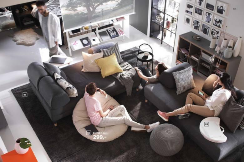Które meble zobaczysz w niemal każdym polskim domu? Czy IKEA jest jeszcze modna? KATALOG 2019