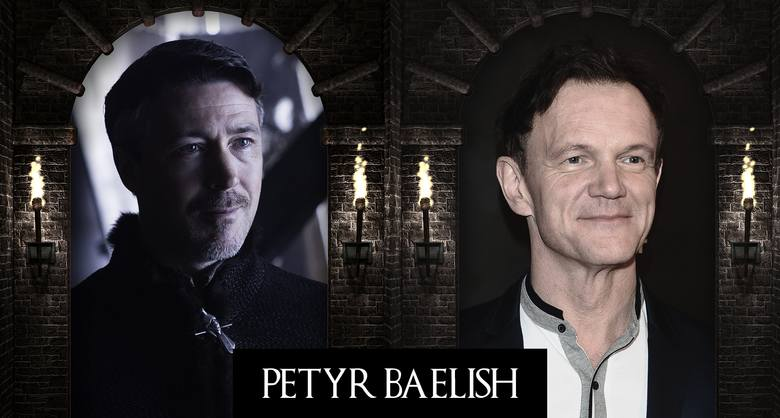 Petyr Baelish: Cezary Pazura