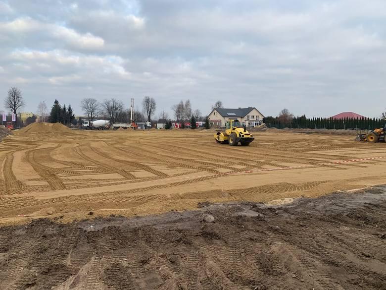 Już nie tylko Wamex. W Łęcznej powstaje nowy Park Handlowy