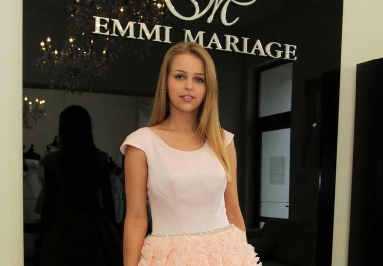 Miss Polski Ziemi Radomskiej, Klaudia Lawrenc w sukniach Emmi Mariage (zdjęcia)